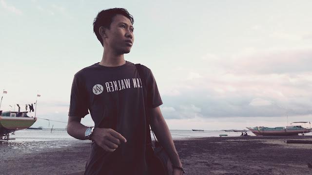 Andika Putra, Founder Lorong Kata