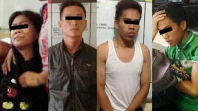 Kepsek SMA Klabat Dibunuh, Diduga Motif Hugel