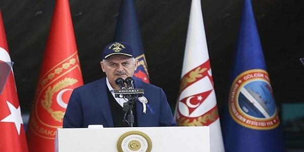 Επίδειξη πυγμής από τον Μπ. Γιλντιρίμ: Μπορούμε να εξουδετερώσουμε κάθε απειλή σε Αιγαίο και Μεσόγειο