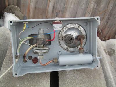 реставрированный компрессор вид снизу
