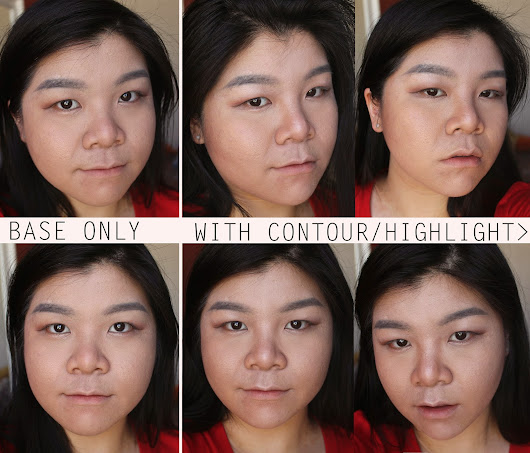 ANGIEONLINE: REVIEW/DEMO: Australis AC On Tour Contouring and Highlighting Kit
