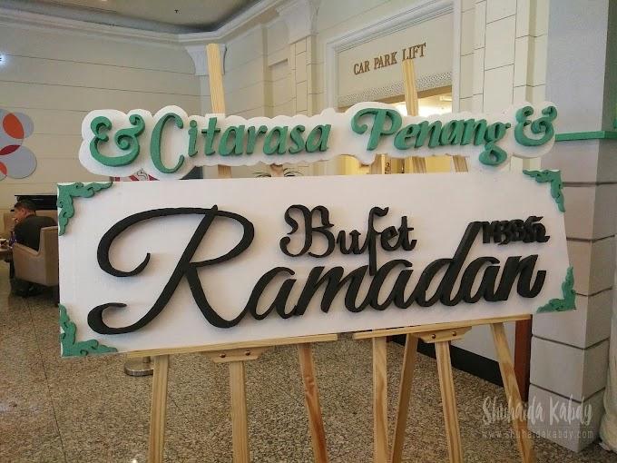 Hotel Grand BlueWave Shah Alam | Ramadhan Buffet 2017