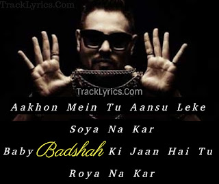 heartless-song-quotes-2018-lyrics-text-badshah-new-song
