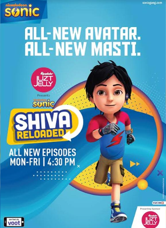 Shiva Cartoon Nickelodeon : shiva, cartoon, nickelodeon, NickALive!:, Nickelodeon, India, Launches, Immersive, School, Contact, Programme, Featuring, Rudra, Shiva
