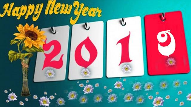 happy new year 2019 gif