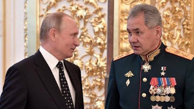 Ο Πούτιν και ο Άσαντ κερδίζουν τη Συρία