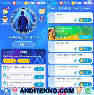 Piano Tiles 2 Mod APK Unlock All Song Terbaru 2019