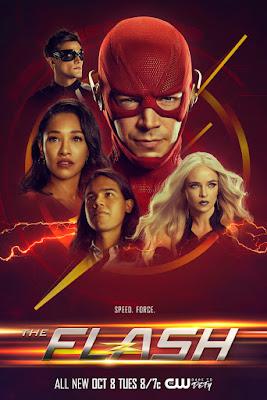 The Flash Season 6 Poster 1