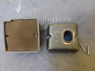 Filter Udara Jialing Kancil (JL70-3)