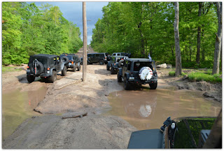 Jeeps on the Trails