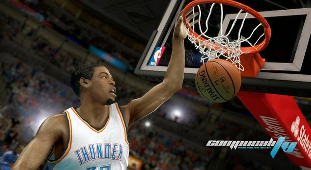 NBA 2K15 PS3 Región USA Español