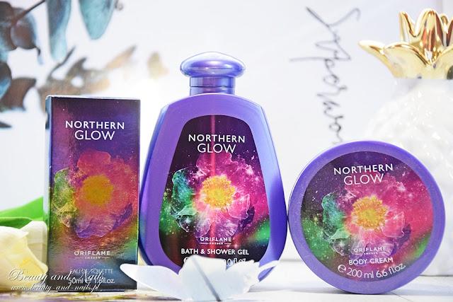Zestaw Northern Glow od Oriflame.