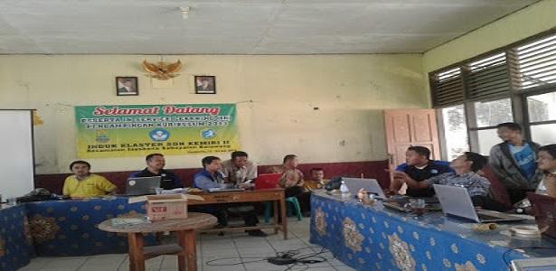 Rapat Operator Sekolah Jayakerta