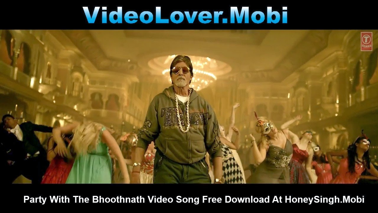 party with bhoothnath song lyrics