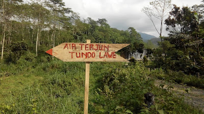 Petunjuk Jalur Tundolawe