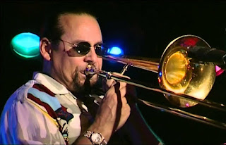 Steve Turre, el virtuoso del trombón presente en el Barranquijazz / stereojazz