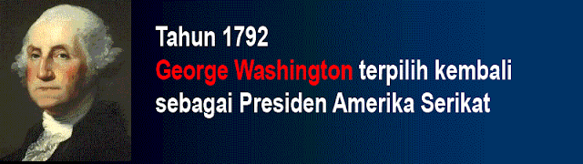 Foto George Washington 5 Desember