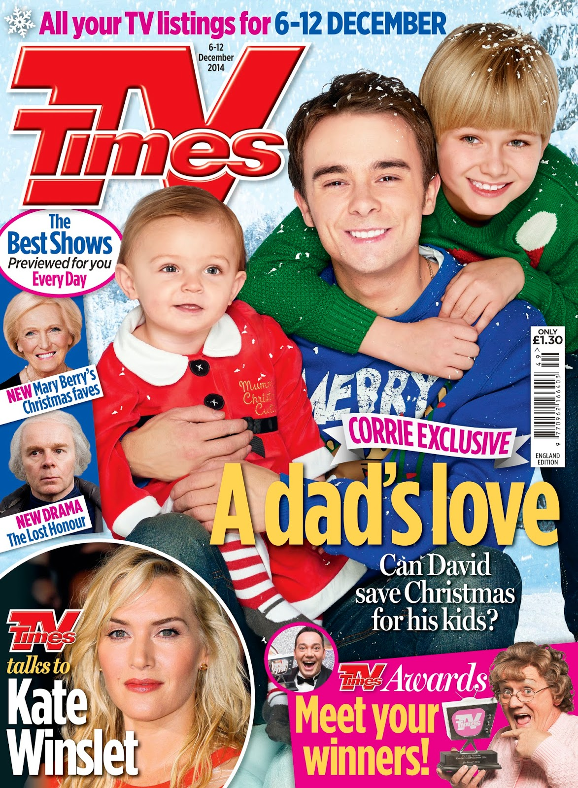 as we start december and our thoughts turn to christmas weve been running a retro cover from the tv times each day for a few days - 2014 Christmas Shows On Tv