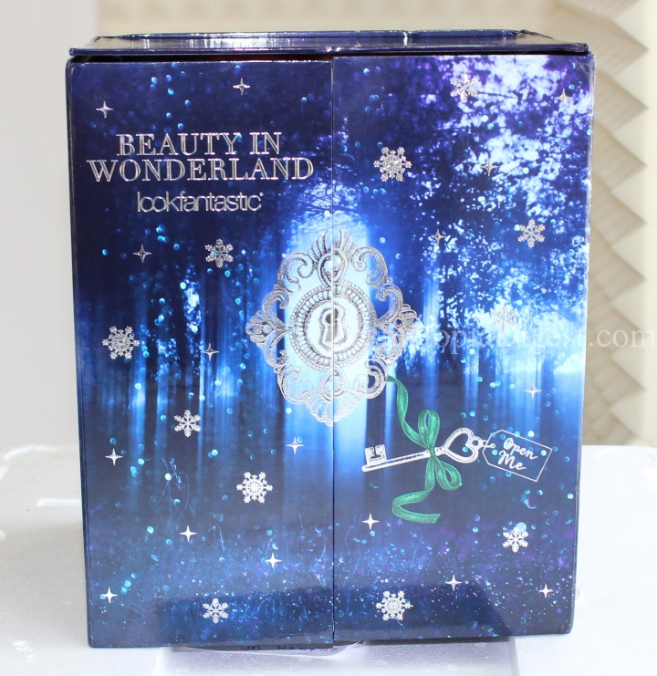 LookFantastic Beauty In Wonderland Advent Calendar for Holiday 2017 Unveiling!