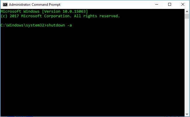 Cara Mematikan Komputer dengan Timer (Autoshutdown menggunakan CMD) 4