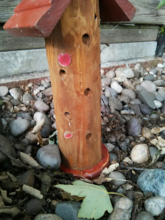our ladybird house