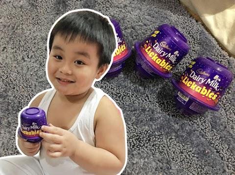 Cadbury Dairy Milk Lickables | Harvey Tries it