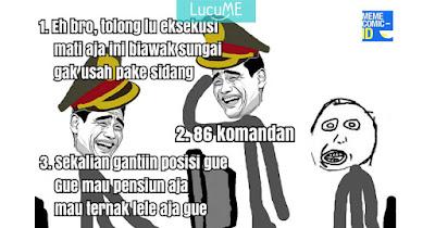Komik 'Polisi Frustasi Interogasi Pembunuh' Ini Lucunya Kebangetan