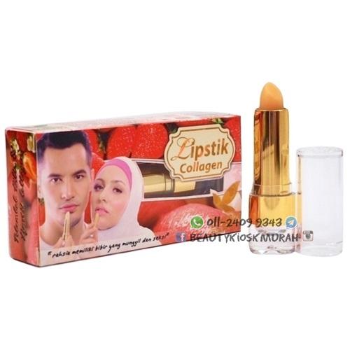 Lipstik Collagen D'Herbs