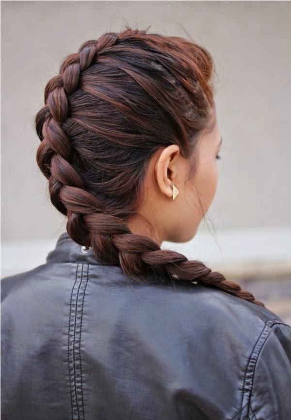 Những kiểu tóc mùa hè đẹp dành cho con gái