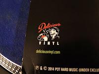 Delicious vinyl発!SLIMKID3 & DJ NU-MARK のアルバム写真です。