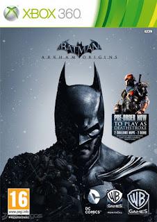 Batman Arkham Origins XBOX360 free download full version