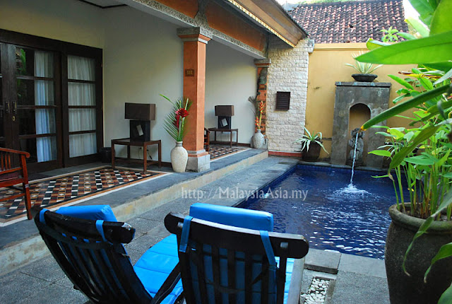 Pool Room Holiday Villa Diwangkara