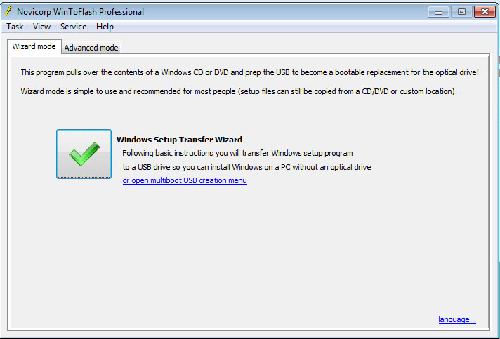 WintoFlash Pro 1.4.0000 Final Full Version