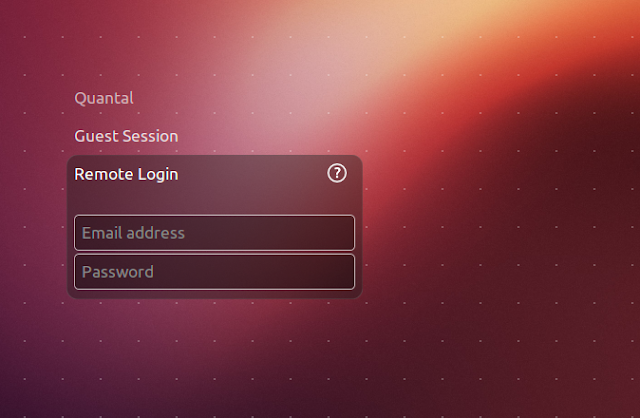 remote login enabled in Ubuntu 12.10