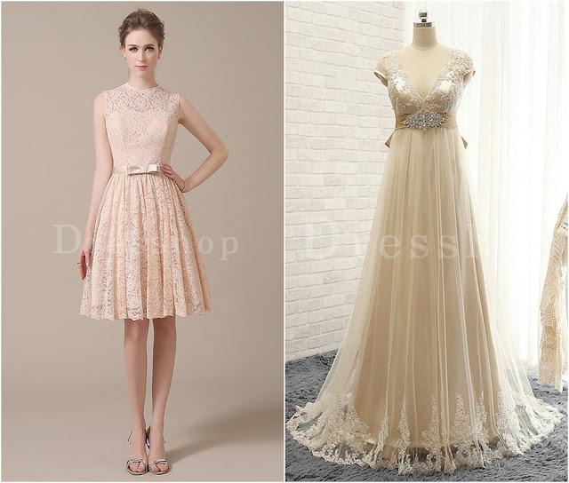 Retro Romantic Dresses by Dresshopau.com