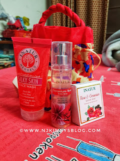 Inatur Products for review -NWoBS Blog