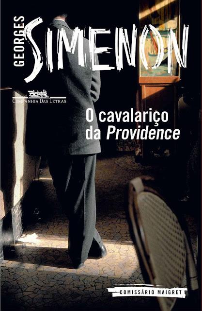 O cavalariço da Providence - Georges Simenon