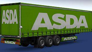 ASDA trailer skin standalone