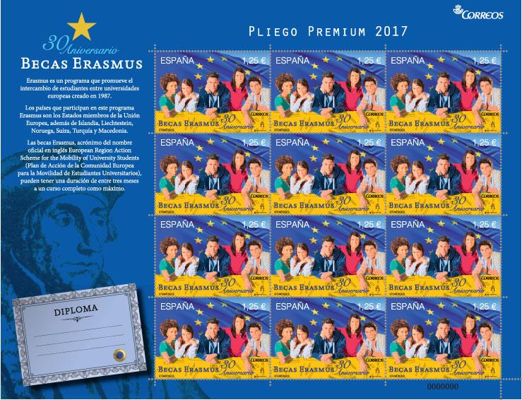 30 Aniversario de las Becas Erasmus