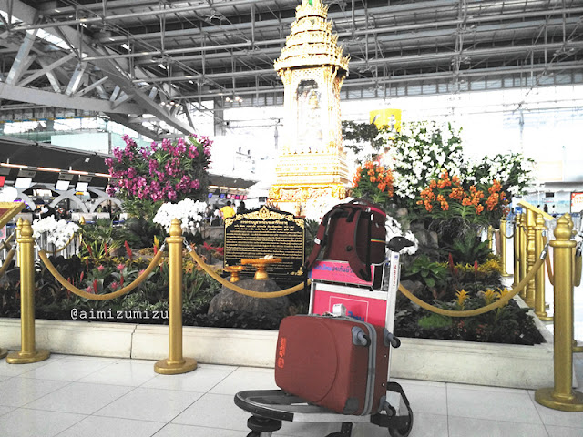 suvarnabhumi international airport bangkok