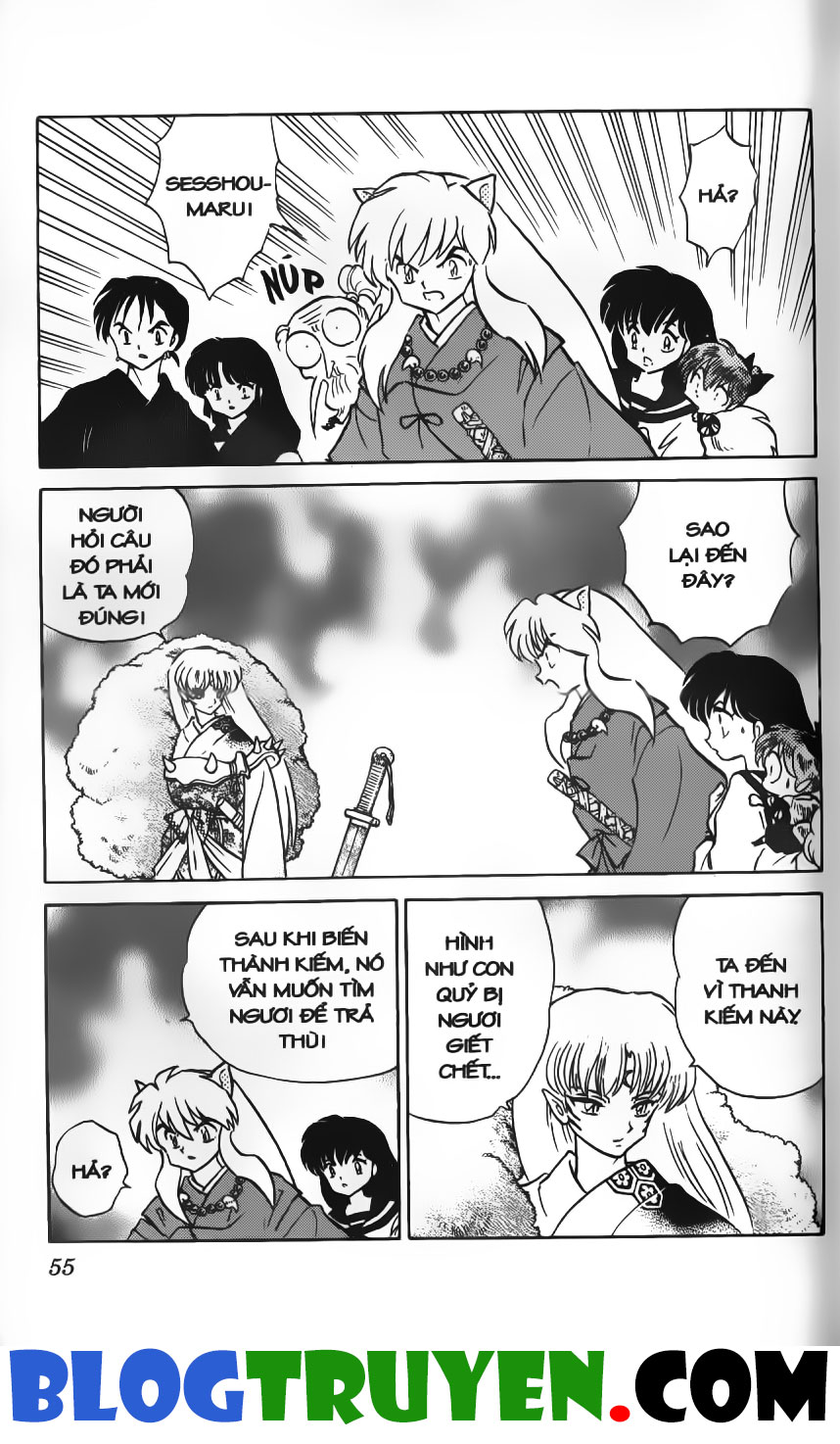 Inuyasha vol 17.3 trang 15