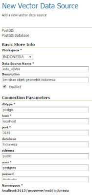 setting koneksi ke database