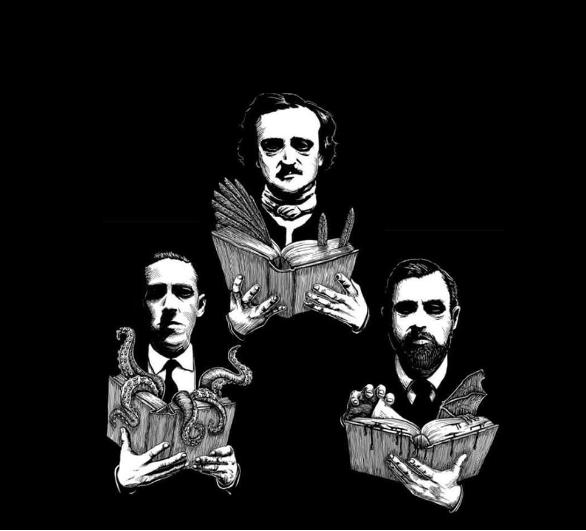 Grandes Maestros del Terror