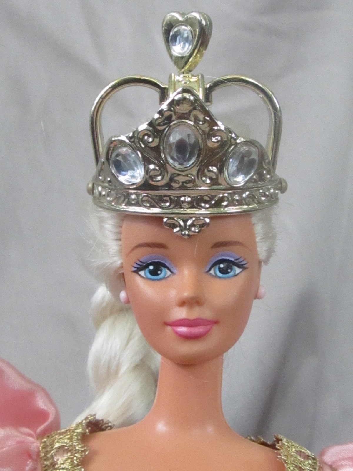 Blodwyen's Blog: 1997 Barbie Rapunzel