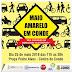 Segurança e mobilidade no trânsito são temas de ações do Movimento Maio Amarelo em Conde