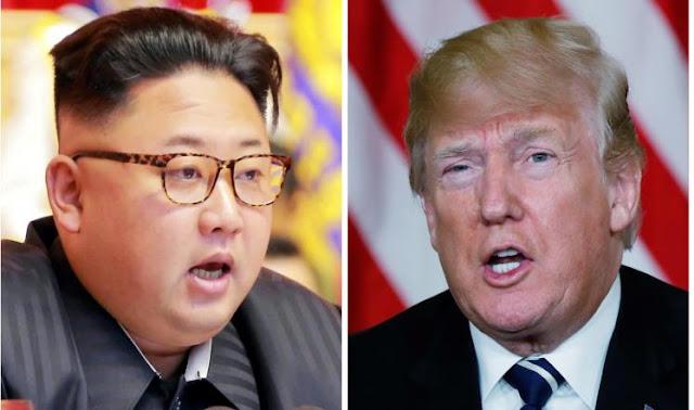 اسباب تهديد كوريا الشمالية بإلغاء قمة كيم وترامب