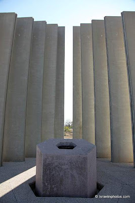Monument Commemorating the IZL Members who fell during the battles over Ramla in 1948