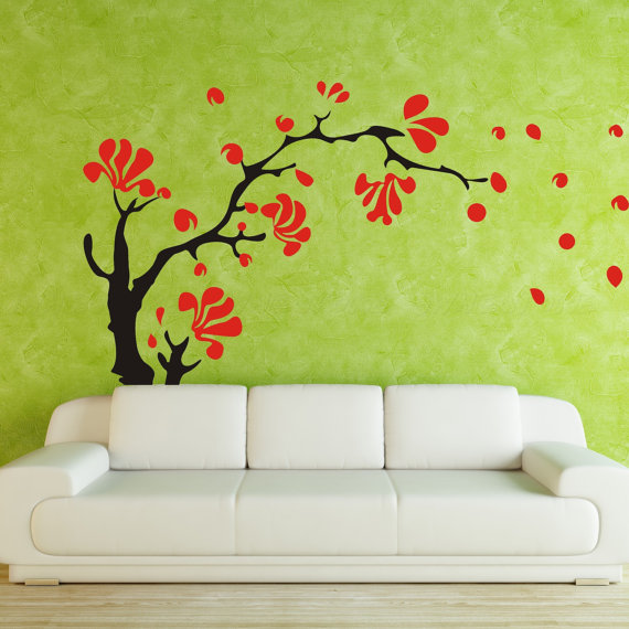 Here In This Article You Will Get To Know About The Importance And Grace Of Lying Tree Wall Decals Your Room Also Describe