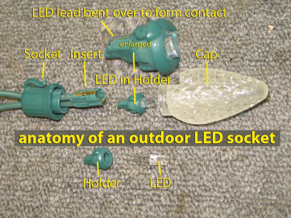 geesworkshop: fixing led string lights