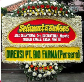 Toko Bunga di Jakarta Selatan